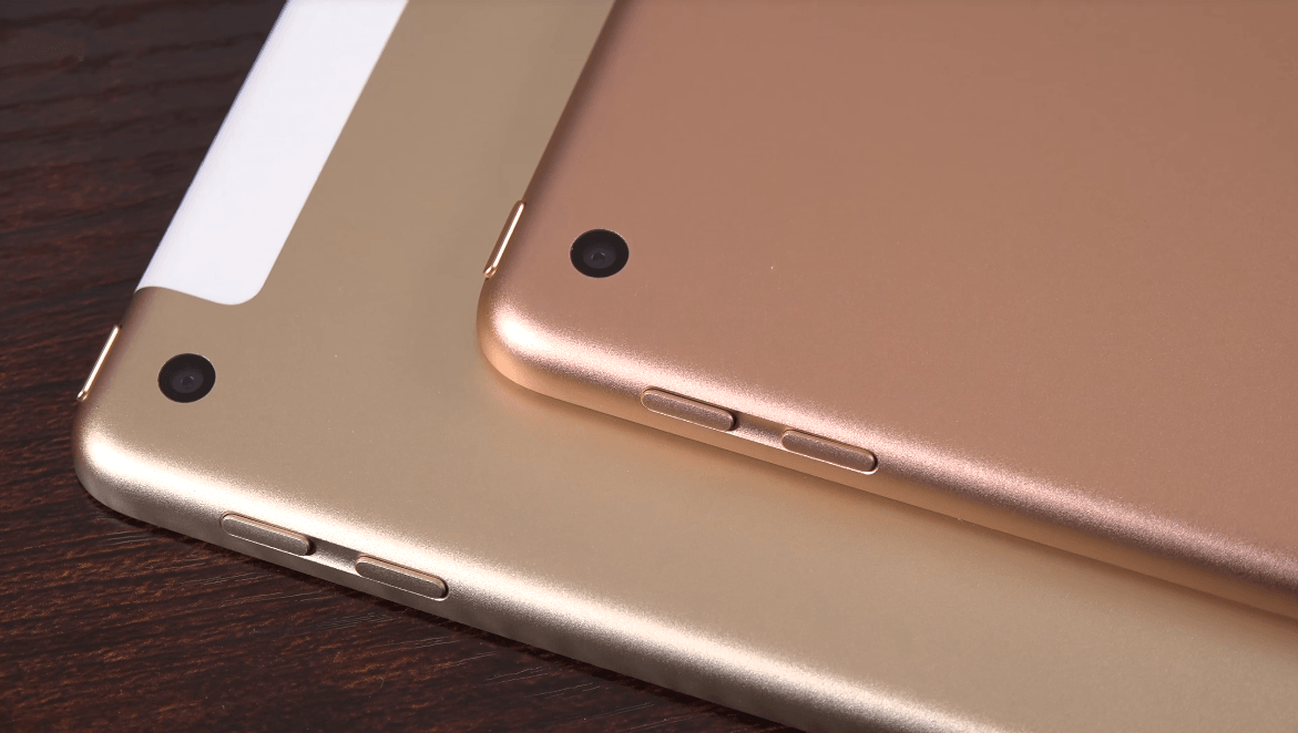 Ipad 9 7 Inch 2018 New Gold Color 4