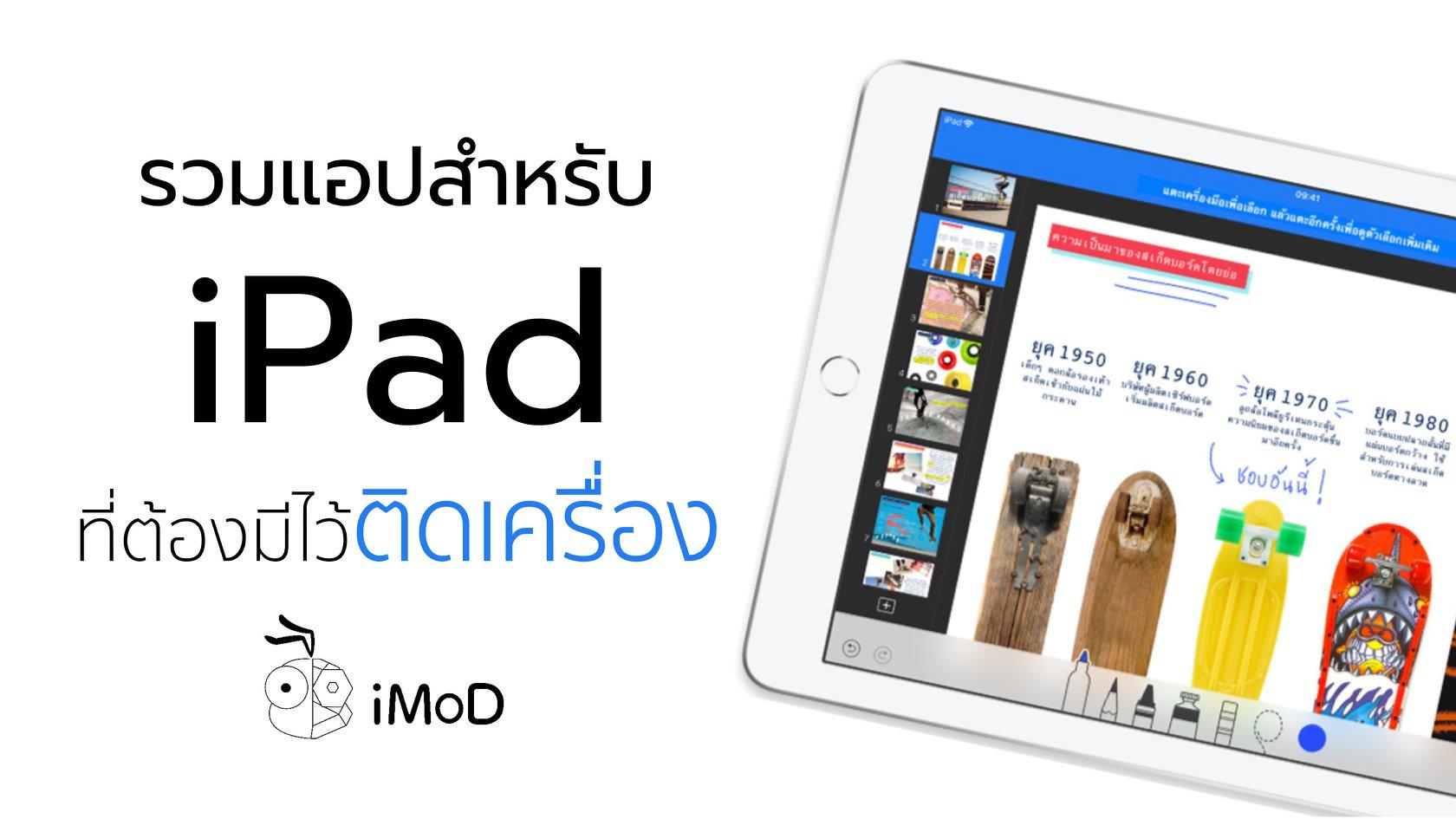 Ipad Gen 6 App