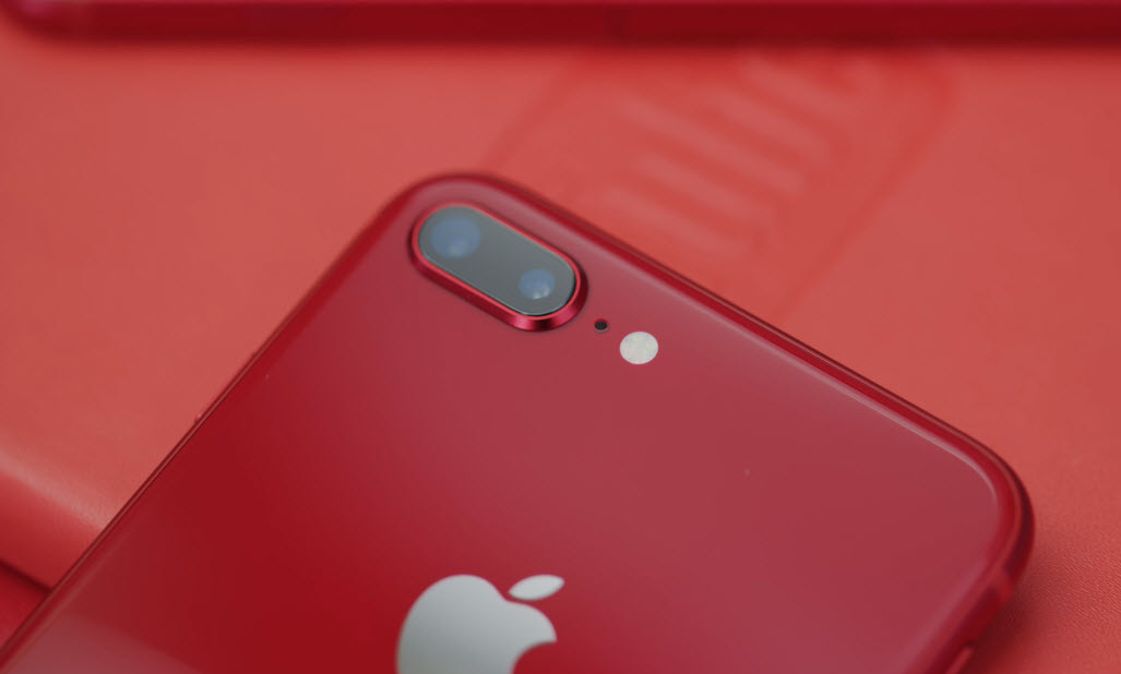 Iphone 8 Plus Red Youtuber 015