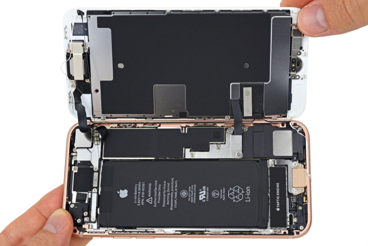 Iphone 8 Teardown 1