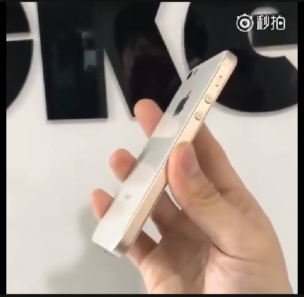 Iphone Se 2 Glass Back Video Leak 1