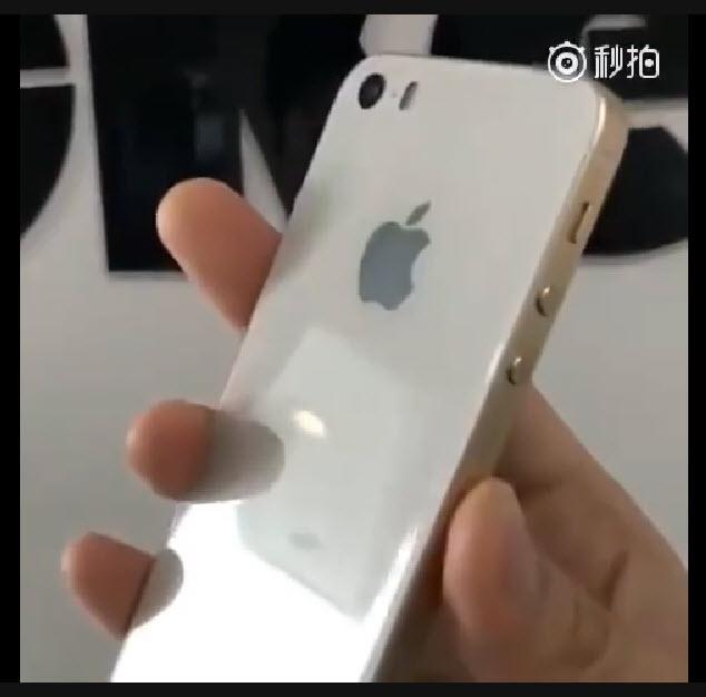 Iphone Se 2 Glass Back Video Leak 3