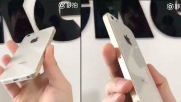 Iphone Se 2 Glass Back Video Leak