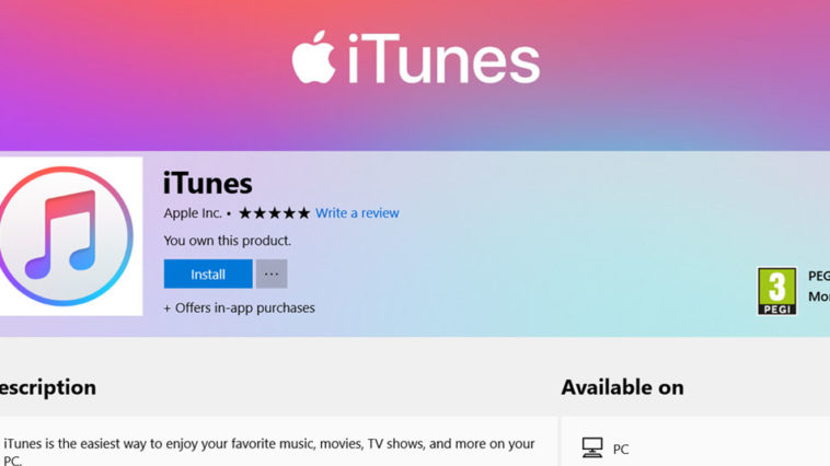 Itunes Windows Store Download