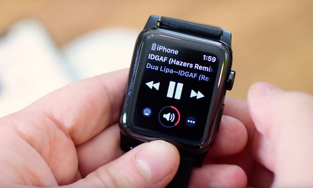 What New In Watchos 4.3 Apple Music On Iphone Control