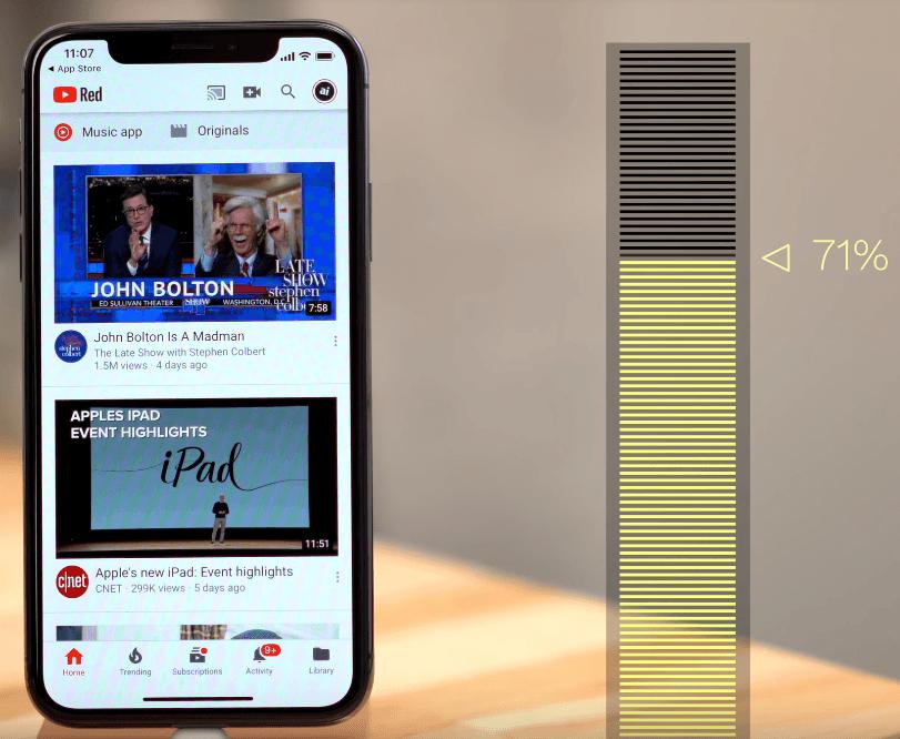 Youtube Dark Theme Save Iphone X Battery Life 1