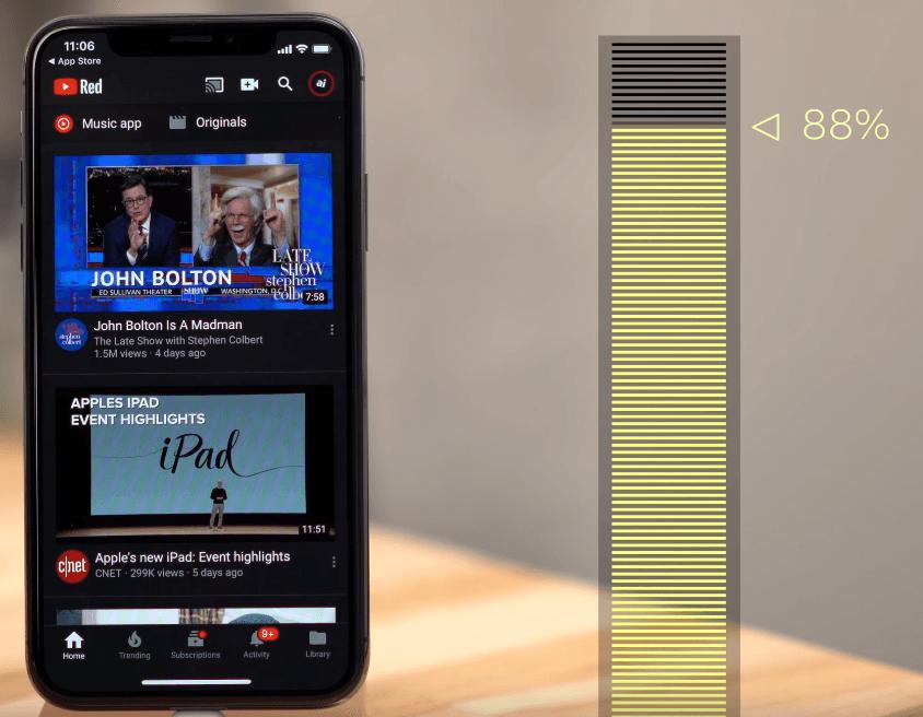 Youtube Dark Theme Save Iphone X Battery Life 2