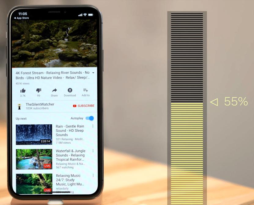 Youtube Dark Theme Save Iphone X Battery Life 3