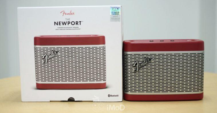 Fender Newport Cover