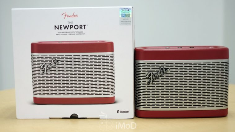 Fender Newport Cover