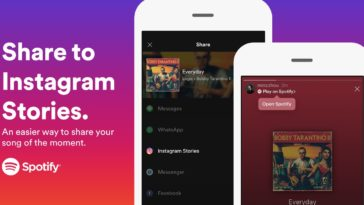 Instagram X Spotify Launch Asset Final