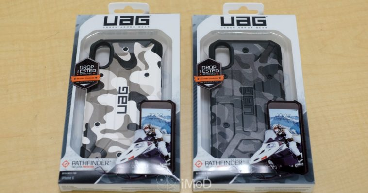 Uag Pathfinder Iphone X Cover
