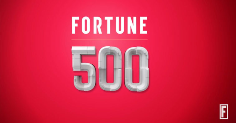 Apple Drops To Fourth On 2018 Fortune 500 List