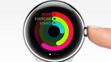 Apple Patent Circle Display Apple Watch