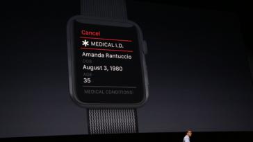 Apple Watch Medical Alert Save American Life