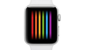 Apple Watch Pride Face Wwdc18