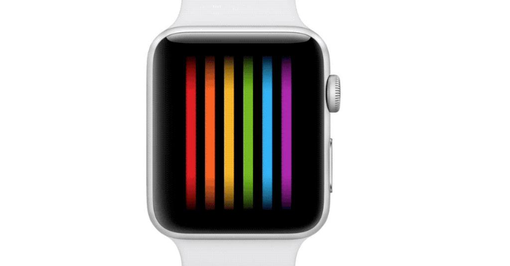 Apple Watch Pride Face WWDC 2018