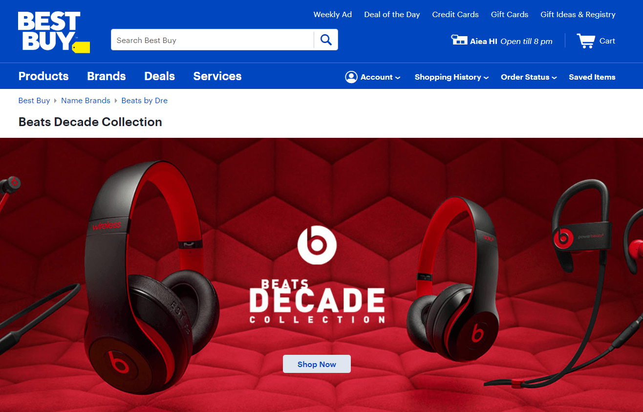 Beats Decade Collection Best Buy 1