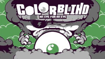 Game Colorblind Cover