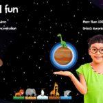 Game Comomola Planets Puzzle Cover2