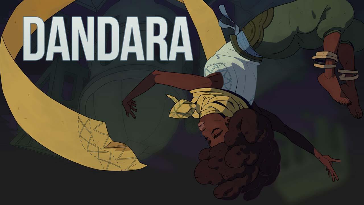 Game Dandara Cover