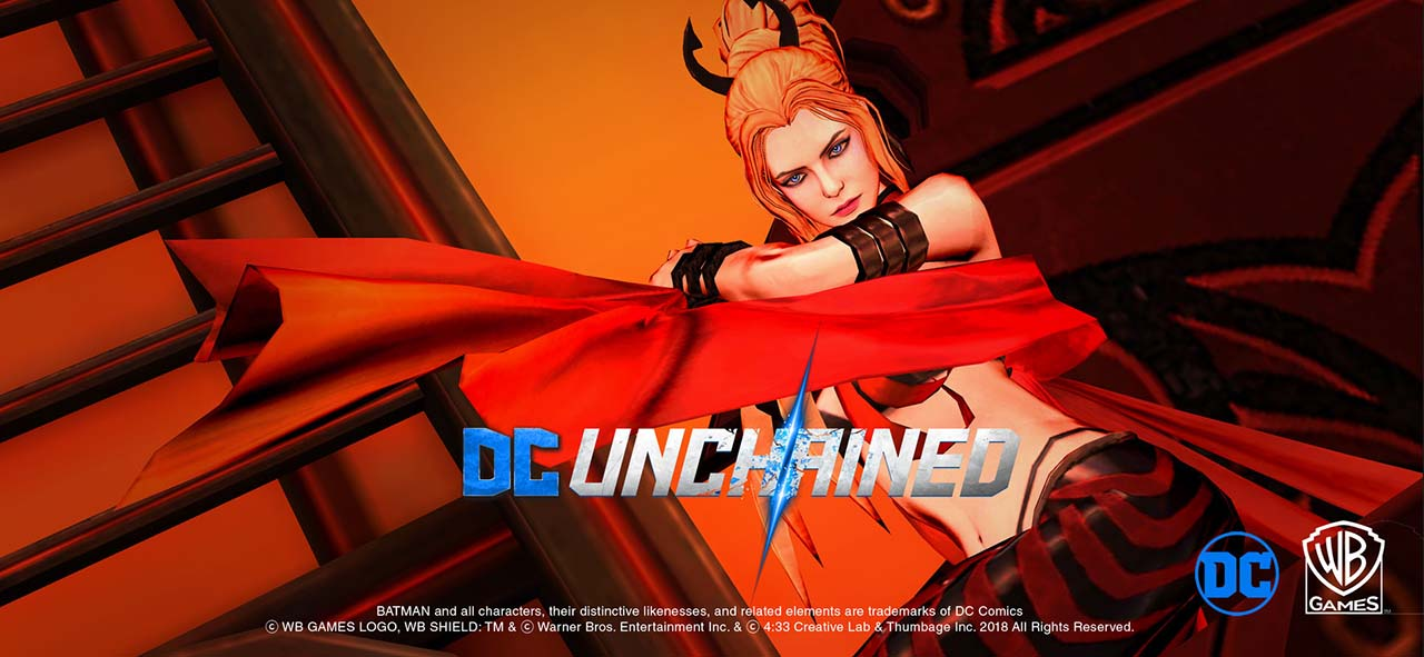 Game Dc Unchained Content1