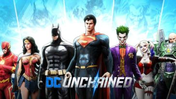 Game Dc Unchained Cover