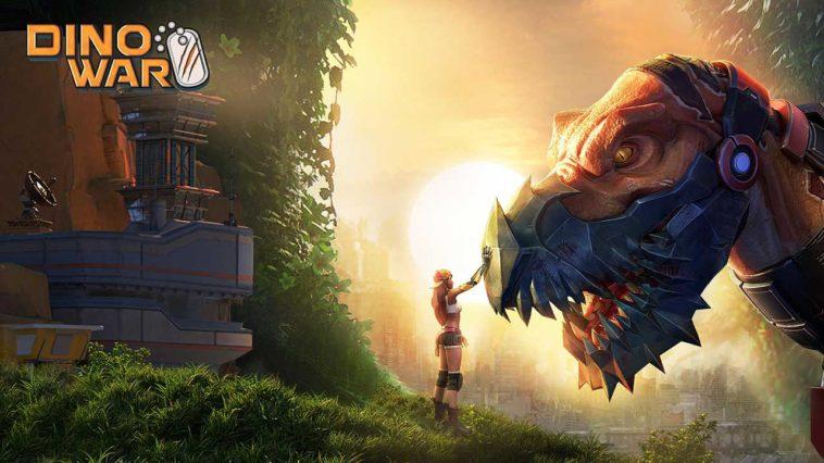 Game Dino War Survivor Cover