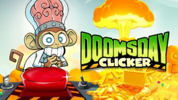 Game Doomsday Clicker Cover
