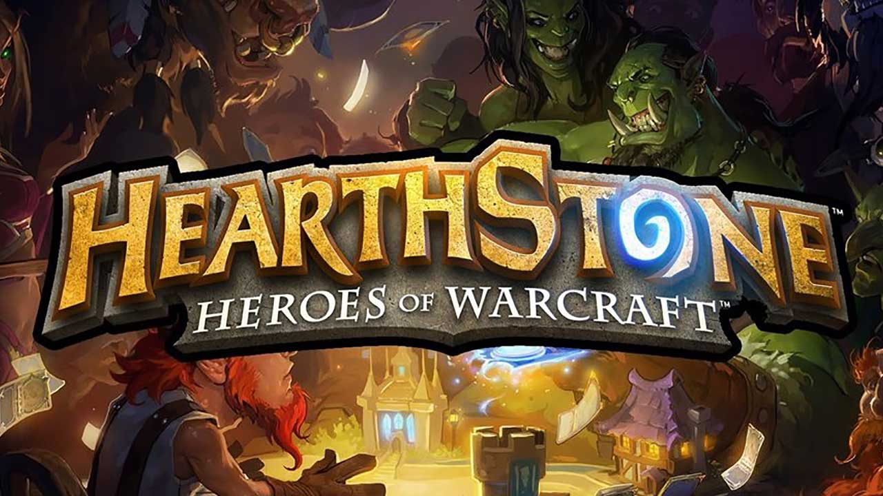 Game Hearthstone Cover