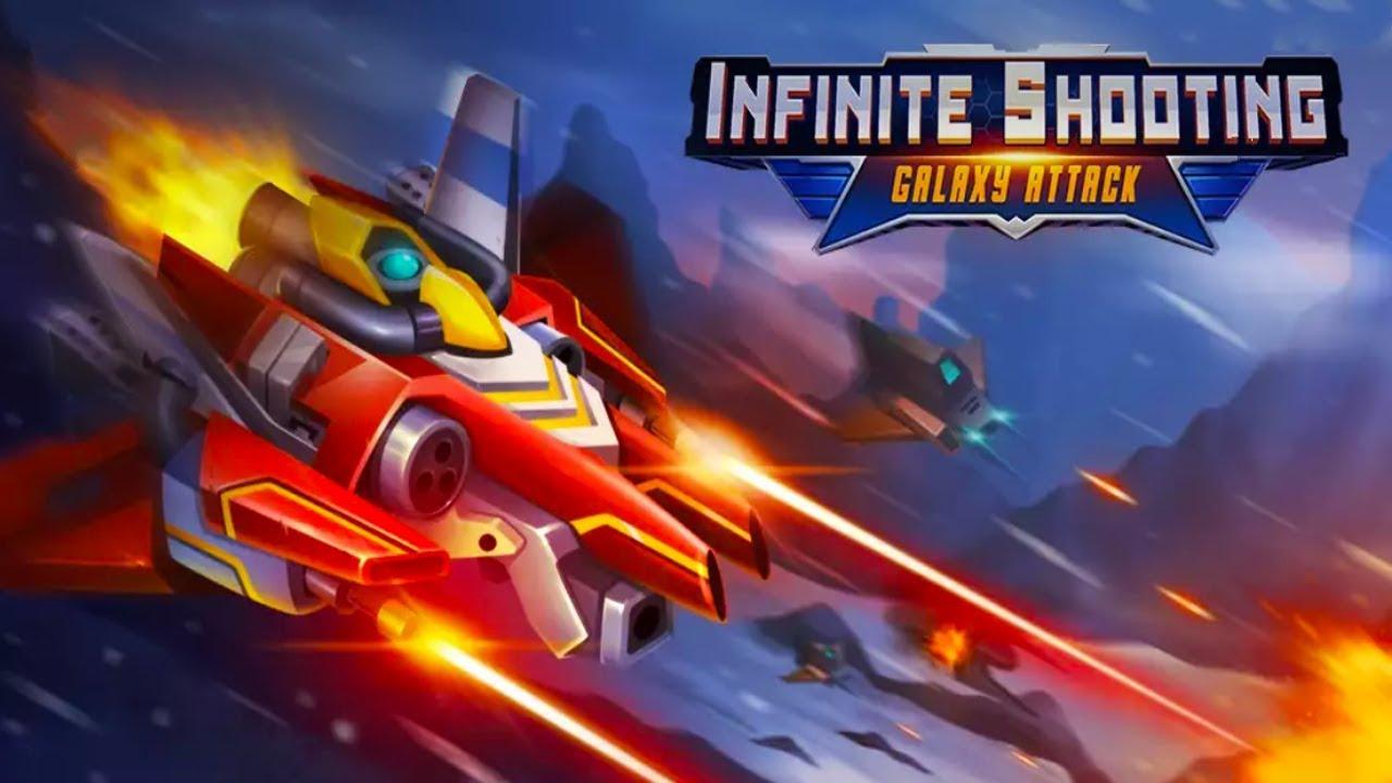 Game Infinite Shooting Cover