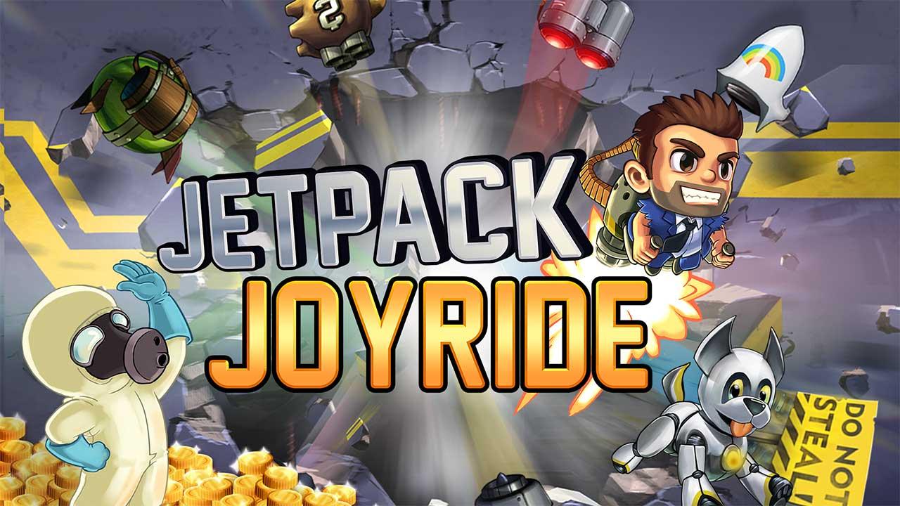 Game Jetpack Joyride Cover