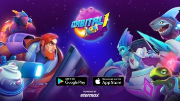 Game Orbital Cover