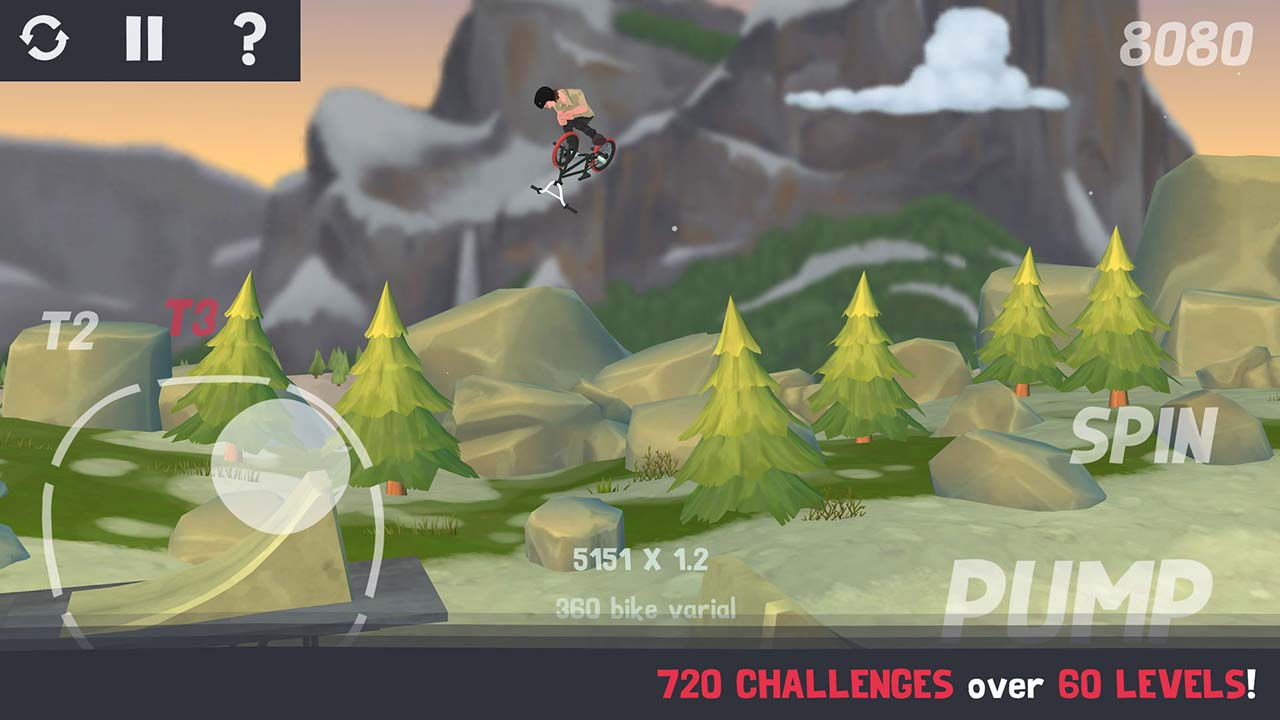 Game Pumped Bmx 3 Cover