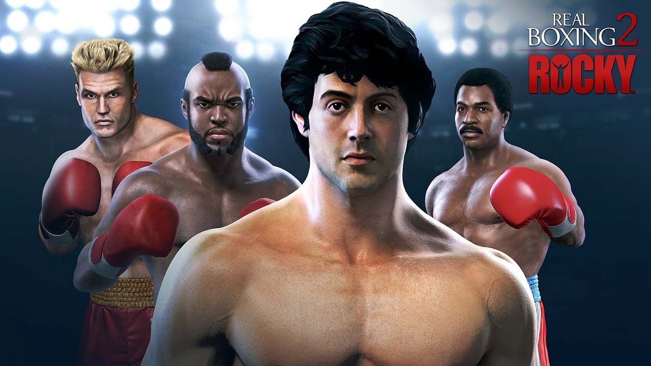 Game Real Boxing 2 Rocky Cover