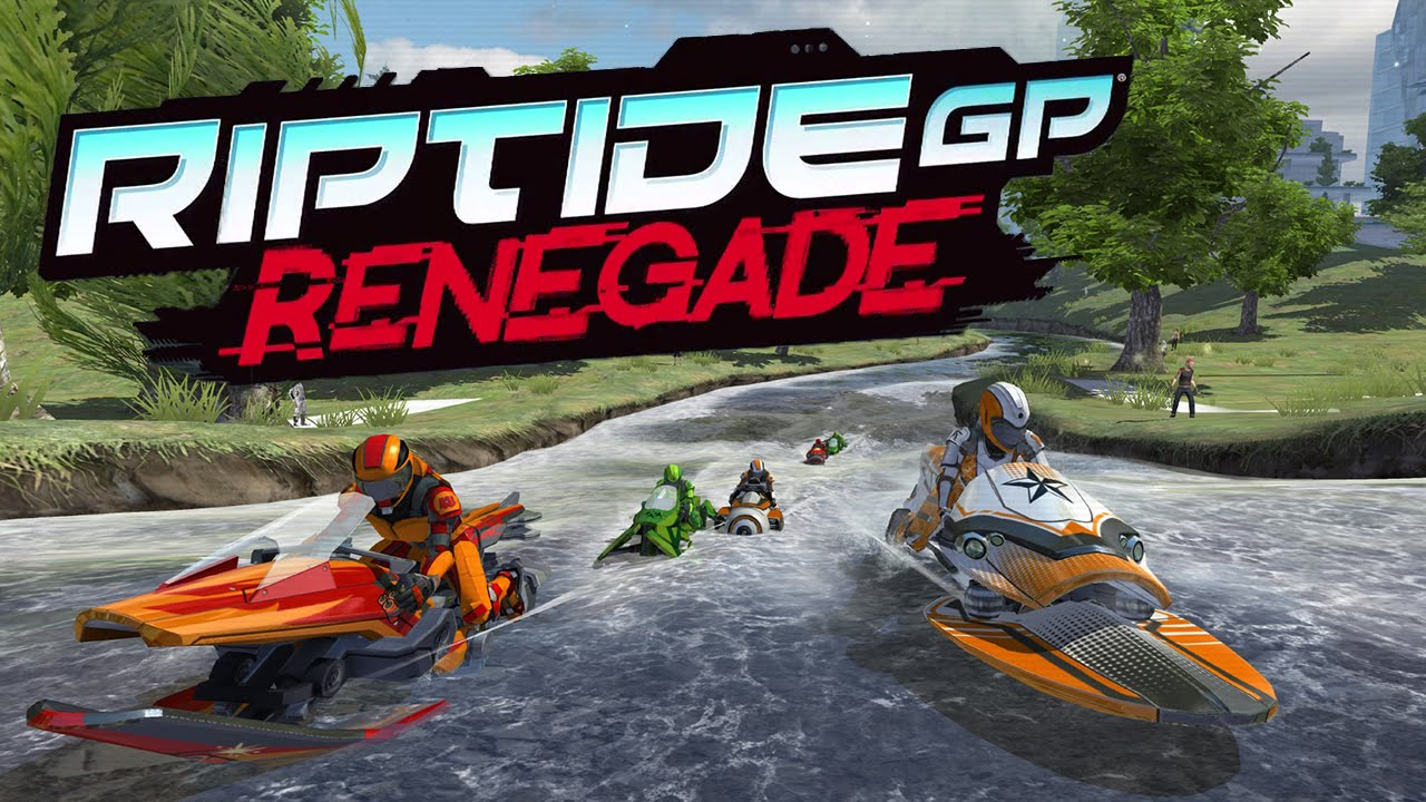 Game Riptide Gp Cover