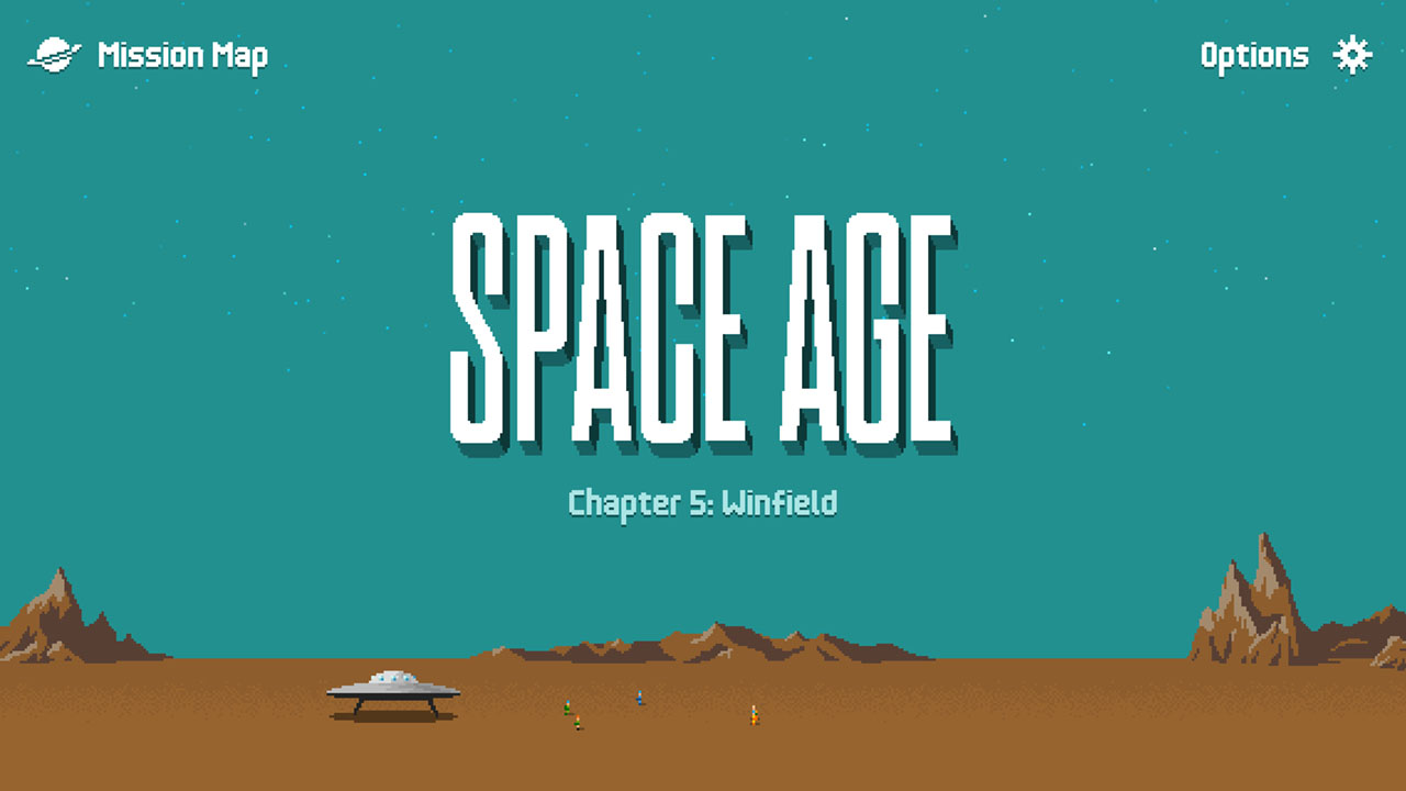 Game Space Age Cover
