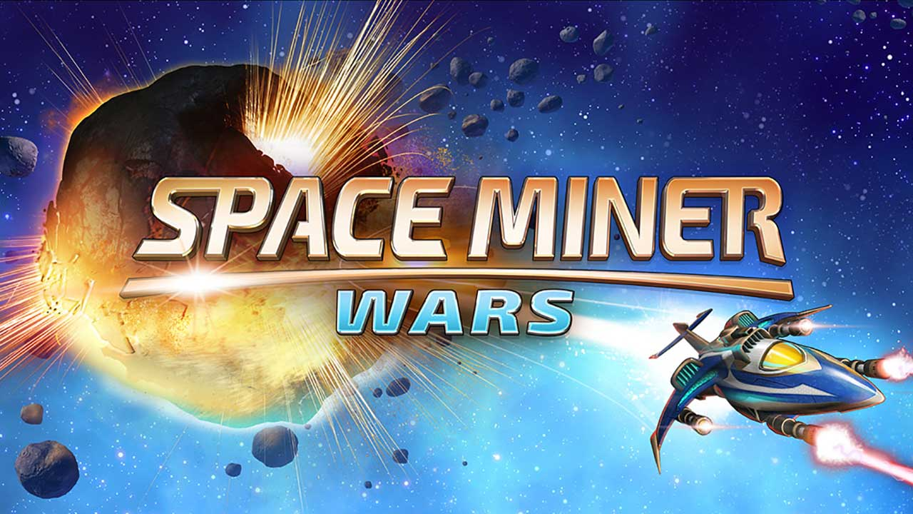 Game Space Miner Wars Cover
