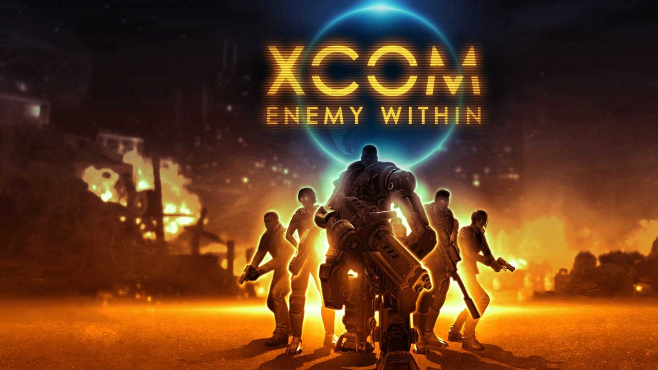 Game Xcom Enemy Within Cover