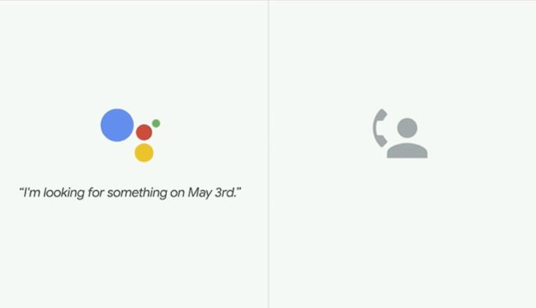 Google Duplex Io 2018