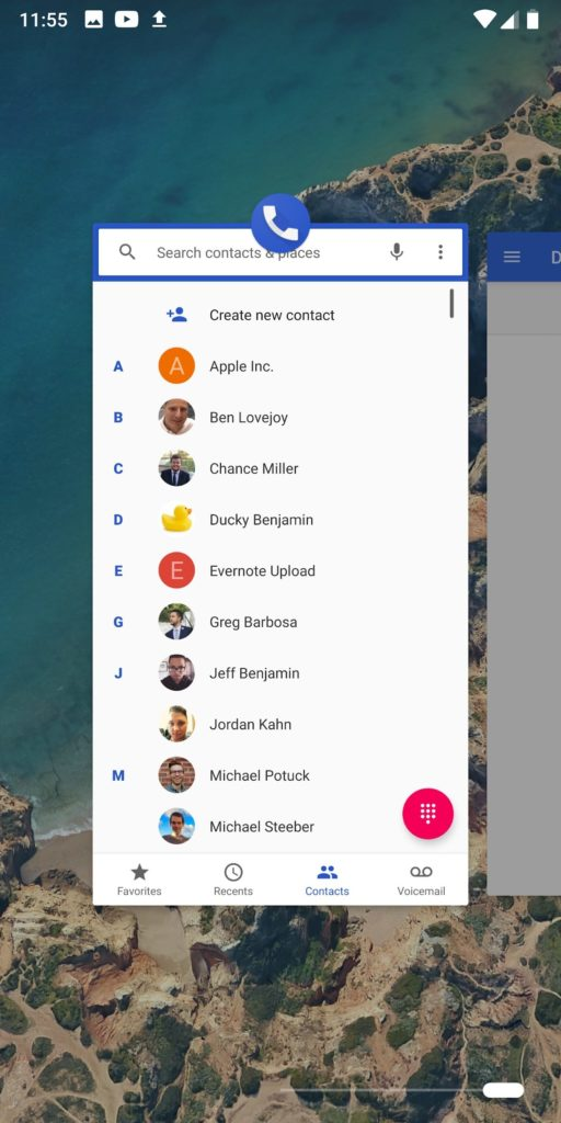 Google Pixel 2 Xl Cycling Through Apps