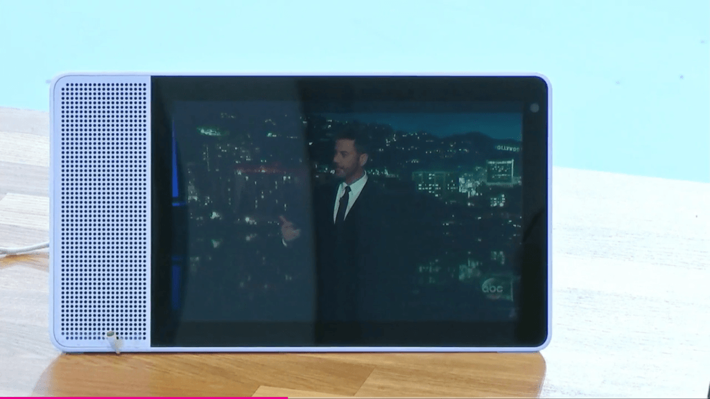 Google Smart Display Io 2018