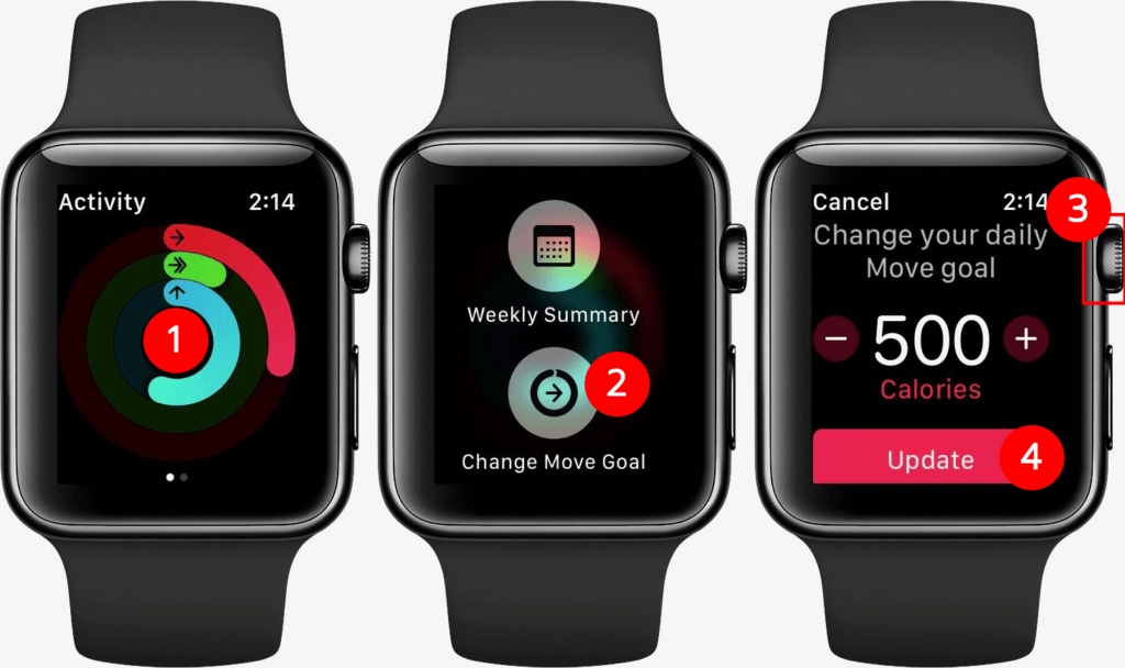 How To Change Apple Watch Exercise Goal
