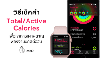 How To Check Total And Active Calories Apple Watch