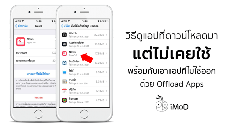How To Check Unuse Apps On Iphone Ipad And Offload App