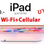 Ipad Gen6 Cellular Released Th