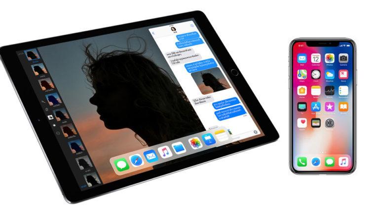Ipad Pro Iphone X