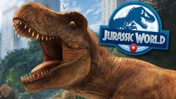 Jurassic World Alive Cover