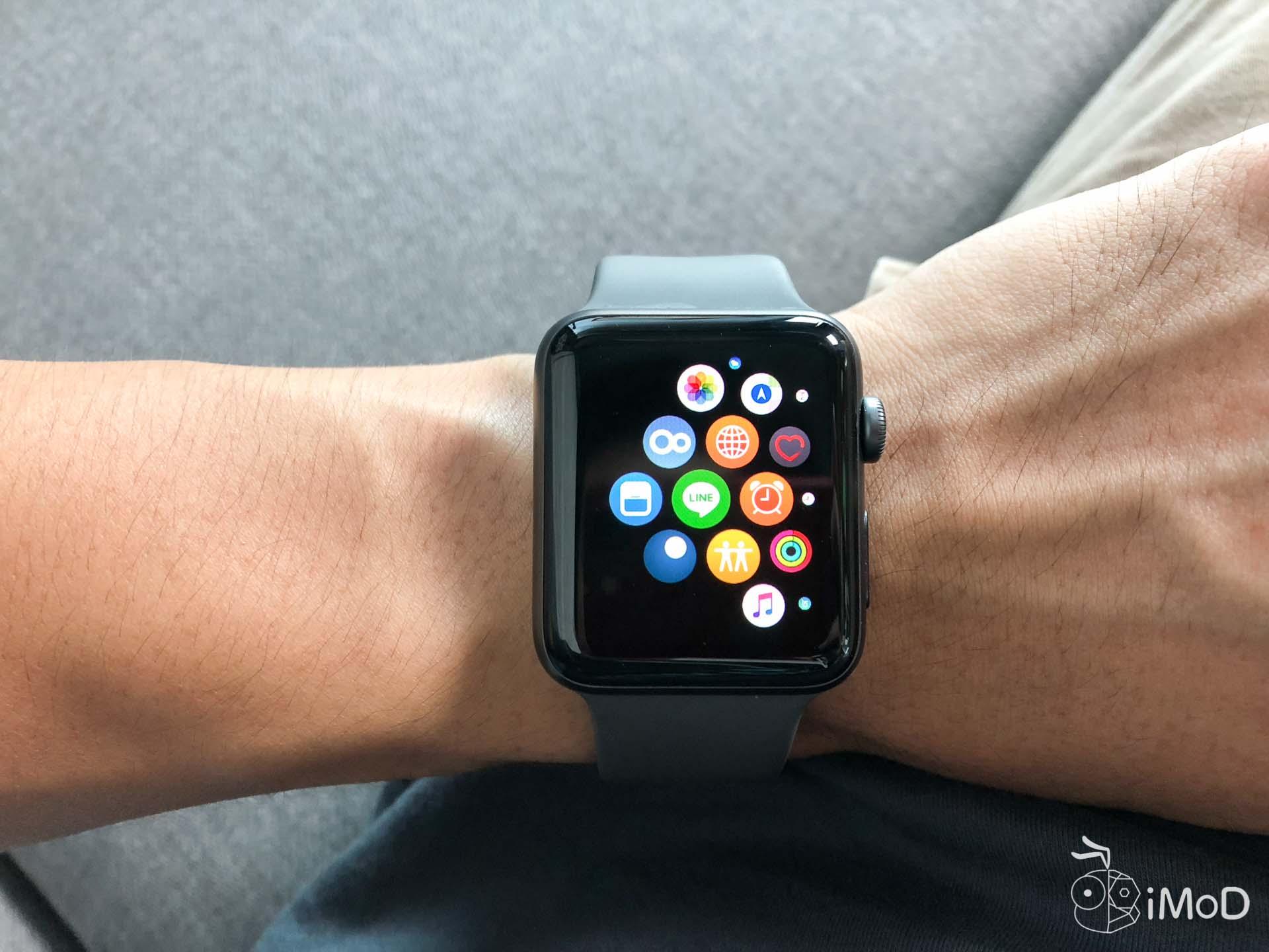 Littlebook Faecbook Apple Watch 4