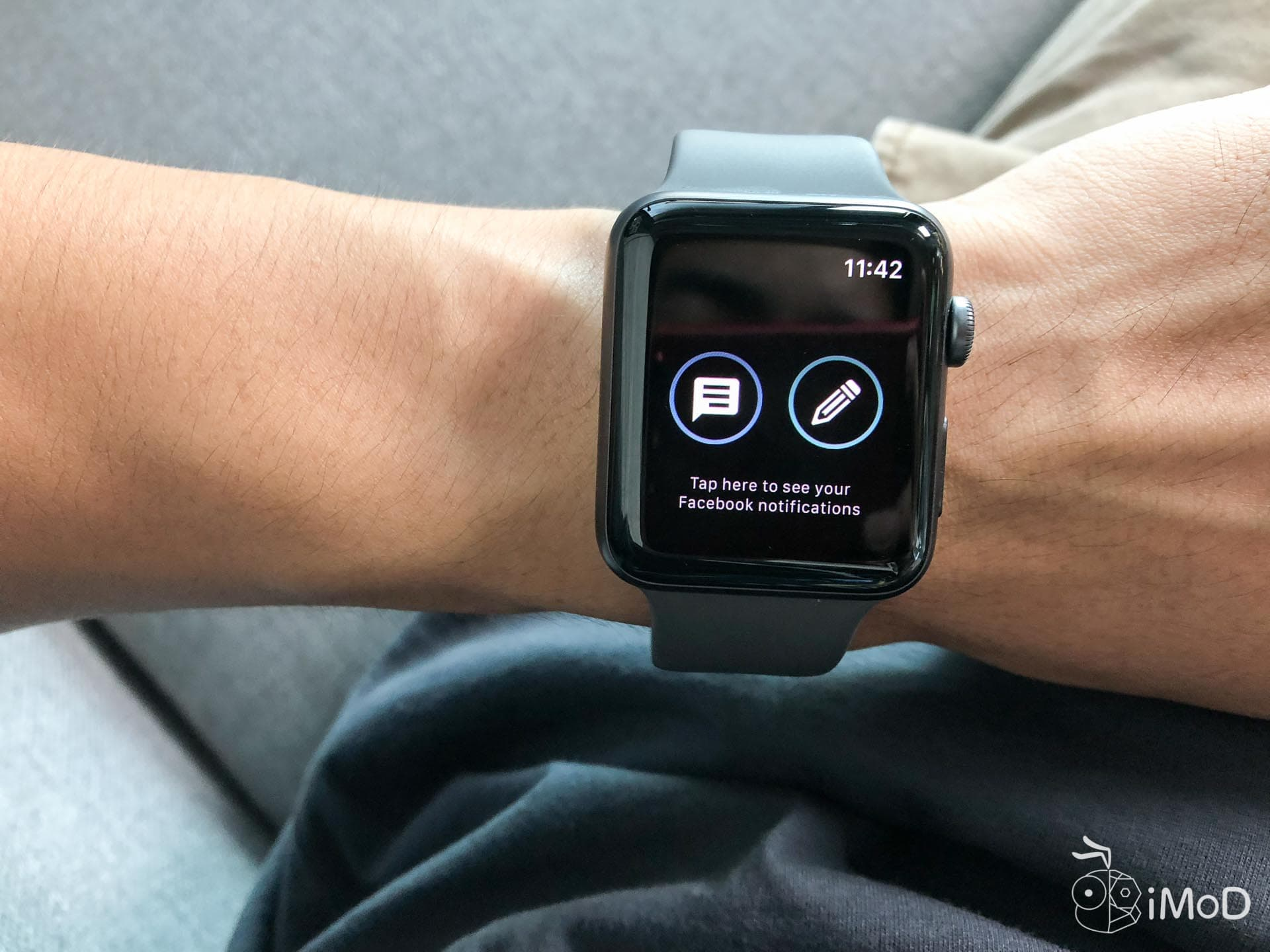Littlebook Faecbook Apple Watch 6